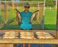 Matagorda Bay Fishing Report 09/08/2016