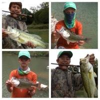 Proctor Lake Fishing Report 10/06/2013