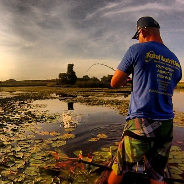 Lake McQueeney Fishing Report 08/01/2013