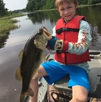 Conroe Ponds Fishing Report 05/02/2016
