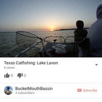 Lake Lavon Fishing Report 03/17/2016