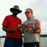 Lake Cherokee Fishing Report 06/23/2014