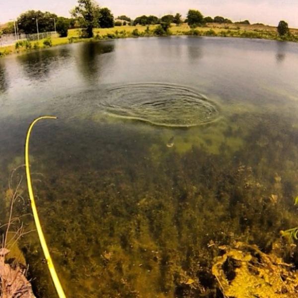 Soil Cons. Site 7 Reservoir Fishing Report 05/29/2013