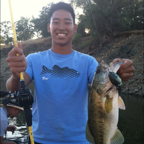 Lake amador fishing reports fishingscout mobile app for Silverwood lake fishing report