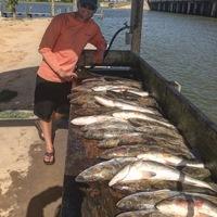 East Bay Fishing Report 07/16/2016