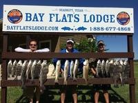 San Antonio Bay Fishing Report 12/09/2014