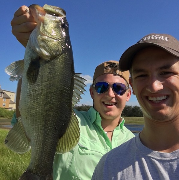 Tradinghouse Creek Reservoir Fishing Report 10/19/2016