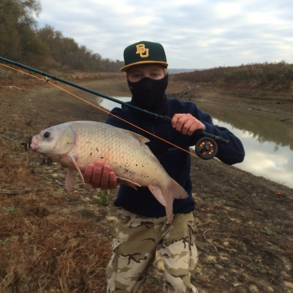 Gordon Lake Fishing Report 11/30/2013