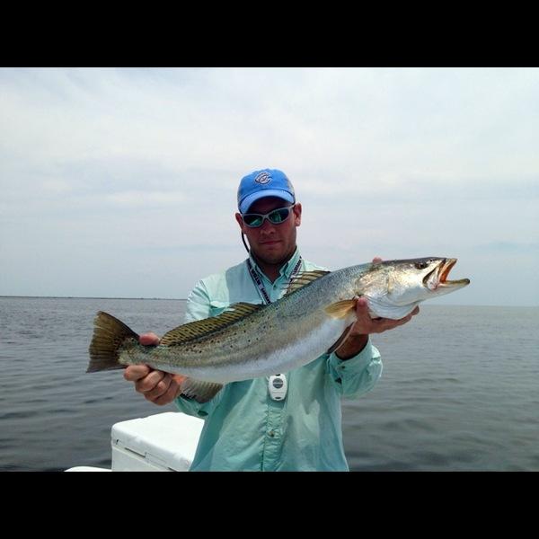 Lower Laguna Madre / South Padre I. Fishing Report 07/04/2013