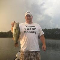 Lake Pinkston Fishing Report 07/18/2013