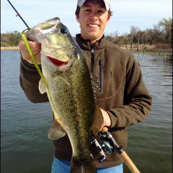 Lake Bastrop Fishing Report 02/22/2014