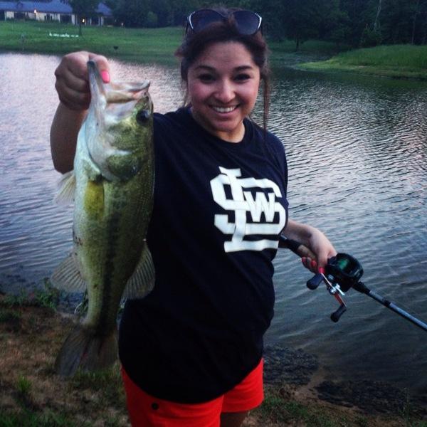 Lake Pat Cleburne Fishing Report 05/26/2013