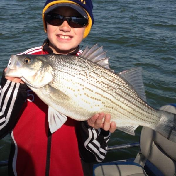 Fairfield Ponds Fishing Report 09/13/2014