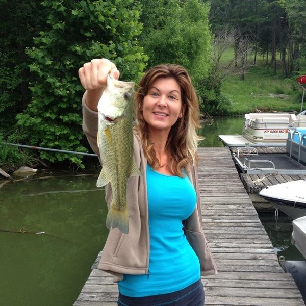 Nolin lake fishing reports fishingscout mobile app for Kentucky lake fishing