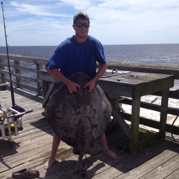 Oak island fishing reports fishingscout mobile app for Oak island fishing report