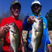 Lake Quitman Fishing Report 03/19/2013