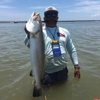 San Luis Pass Fishing Report 06/20/2017