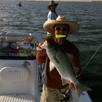 Jim Chapman Lake Fishing Report 08/10/2013