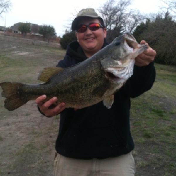 Allen Ponds Fishing Report 03/19/2013