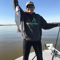 Baytown Ponds Fishing Report 03/14/2017