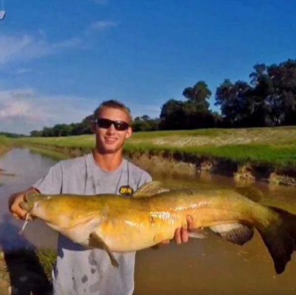 Buffalo Bayou Fishing Report 06/10/2015
