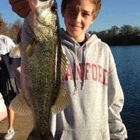 Shoal Creek Fishing Report 01/17/2016