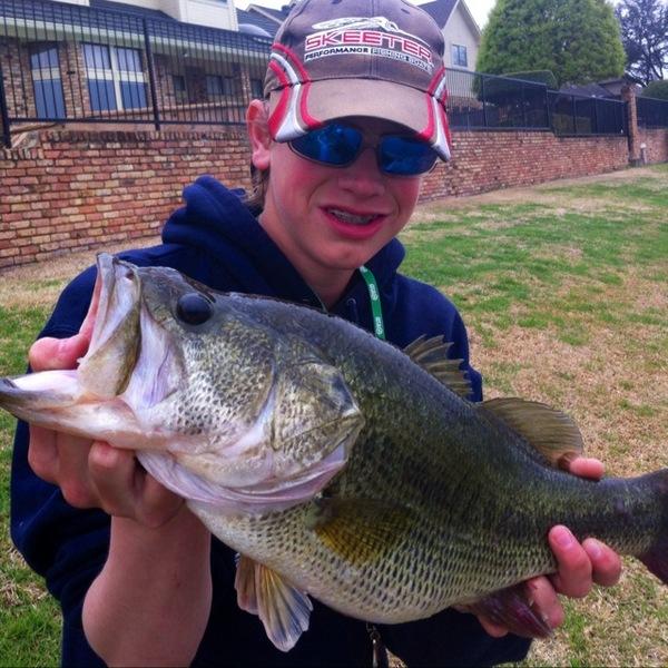 Plano Ponds Fishing Report 04/05/2014