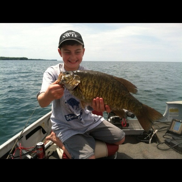 Lake erie fishing reports fishingscout mobile app for Fishing lakes in ohio