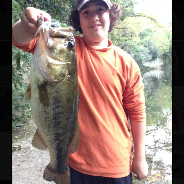 Turtle Creek Fishing Report 10/19/2013