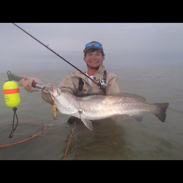 East Matagorda Bay Fishing Report 04/24/2013