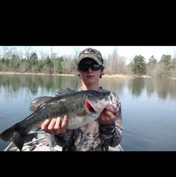 Kurth Lake Fishing Report 03/30/2015
