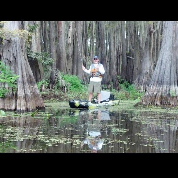 Caddo Lake Fishing Report 08/31/2012