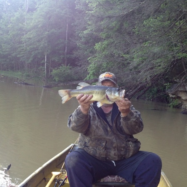 guyandotte river fishing reports fishingscout mobile app