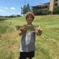 Denton Ponds Fishing Report 07/22/2016