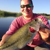 Proctor Lake Fishing Report 08/09/2016