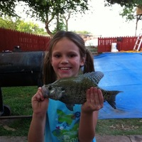 Clyde Lake Fishing Report 04/07/2013