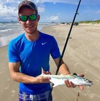 Corpus Christi Surf Fishing Report 09/23/2016