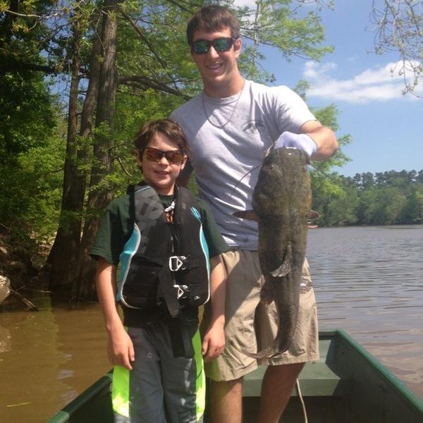 Pine Island Bayou Fishing Report 04/20/2014