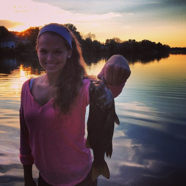 Fox River Fishing Report 08/01/2013