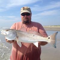 San Luis Pass Fishing Report 09/25/2015