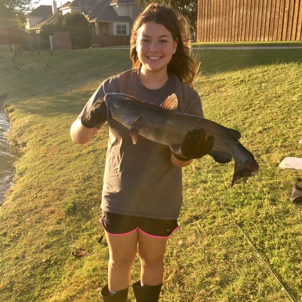Prosper Ponds Fishing Report 11/04/2016
