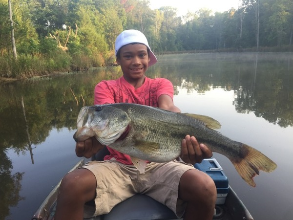 Lake wylie fishing reports fishingscout mobile app for Lake murray sc fishing report