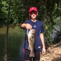 Shoal Creek Fishing Report 05/08/2016