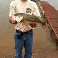 Wright Patman Lake Fishing Report 04/20/2013