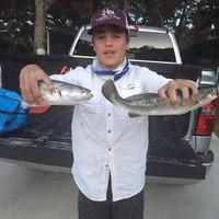 Chorpus Christi Bay  Fishing Report 10/25/2015