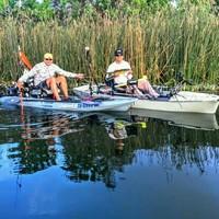 Lake Walter E. Long Fishing Report 08/08/2016