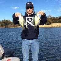 Rusk State Park Fishing Report 11/24/2014