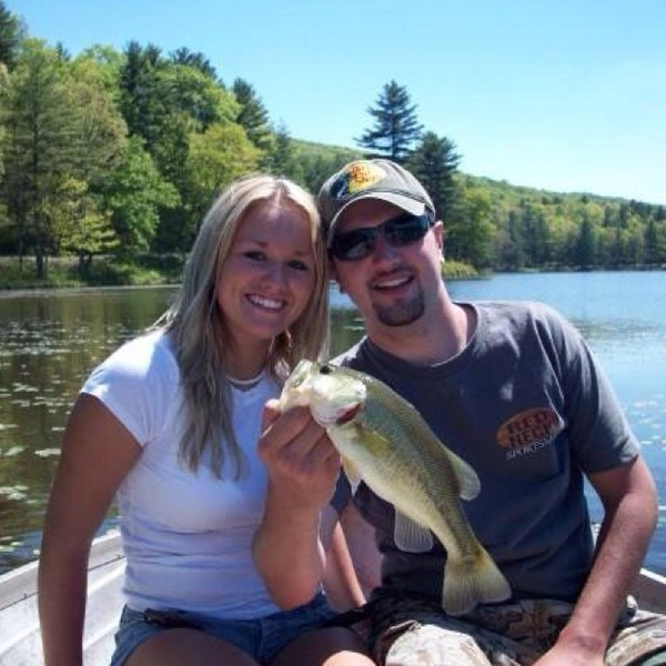 Moncove lake fishing reports fishingscout mobile app for Wv fishing report