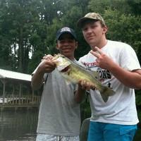 Lake Cherokee Fishing Report 08/02/2014