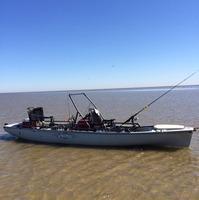 Bastrop Bay Fishing Report 03/28/2015